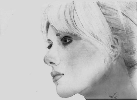 Scarlett Johansson por jucheer